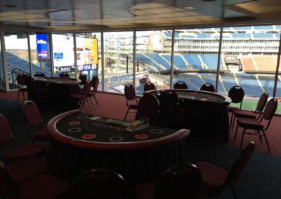 Gillette Stadium – Putnam Club