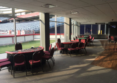 Gillette Optum Field Lounge 7
